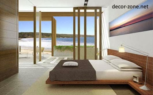 25 bedroom designs in Japanese style lighting colors and furniture