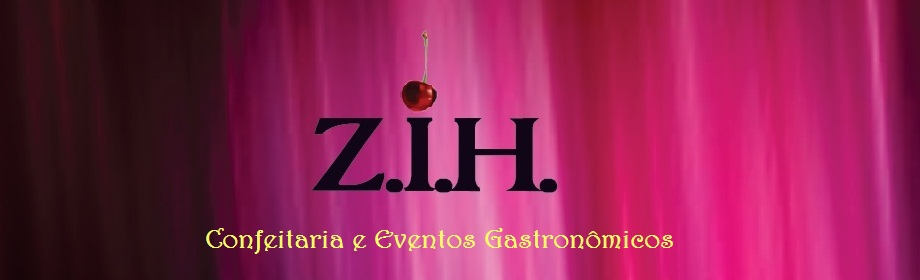 ZIH - confeitaria e eventos gastronomicos