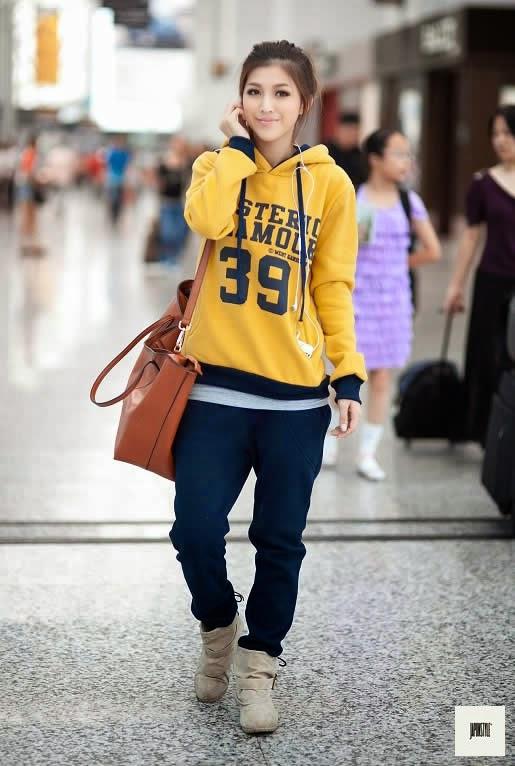 Japon Style İkili Takım Sari