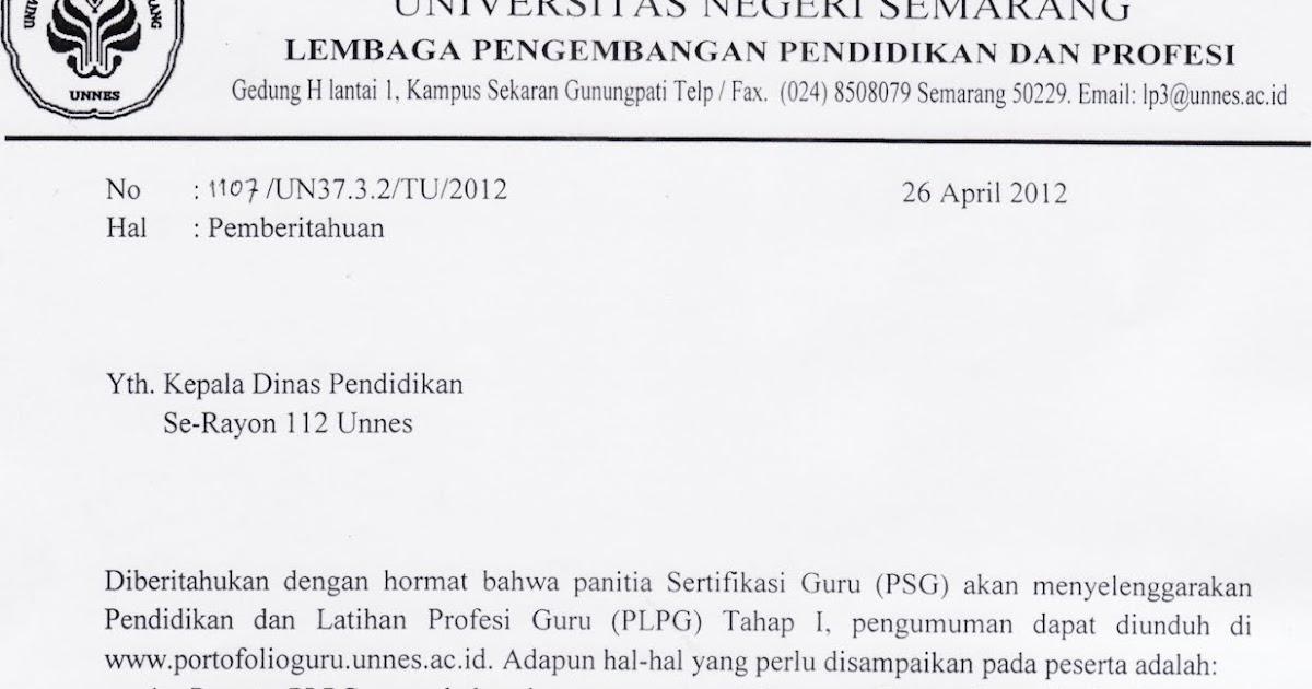 ketentuan peserta plpg 2012 pk guru