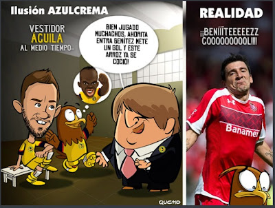 Lista la final Toreno Apertura Liga MX