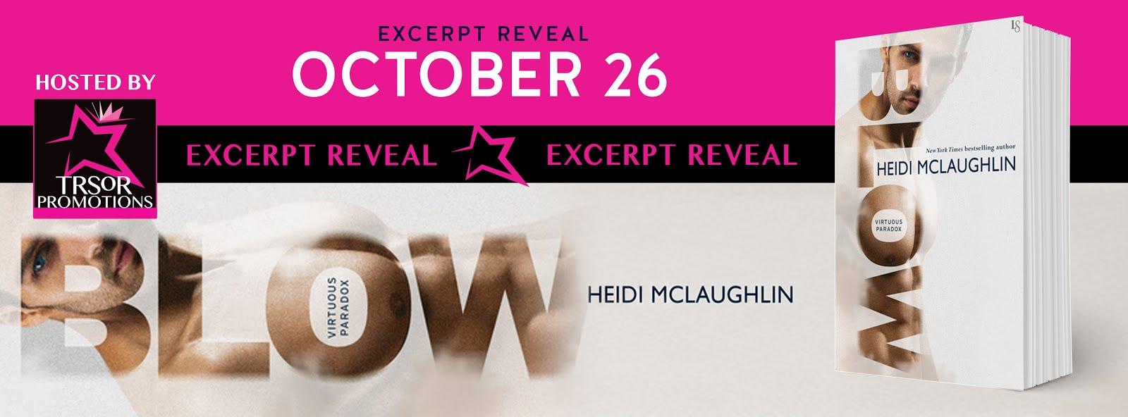 Blow Excerpt Reveal