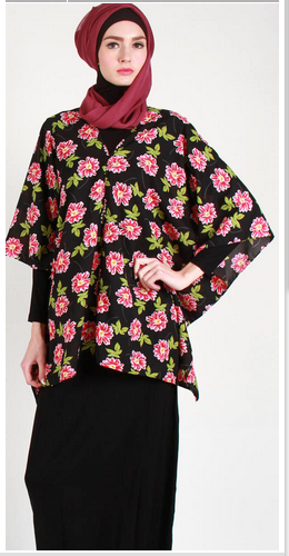 Desain Baju Muslim Wanita Modern