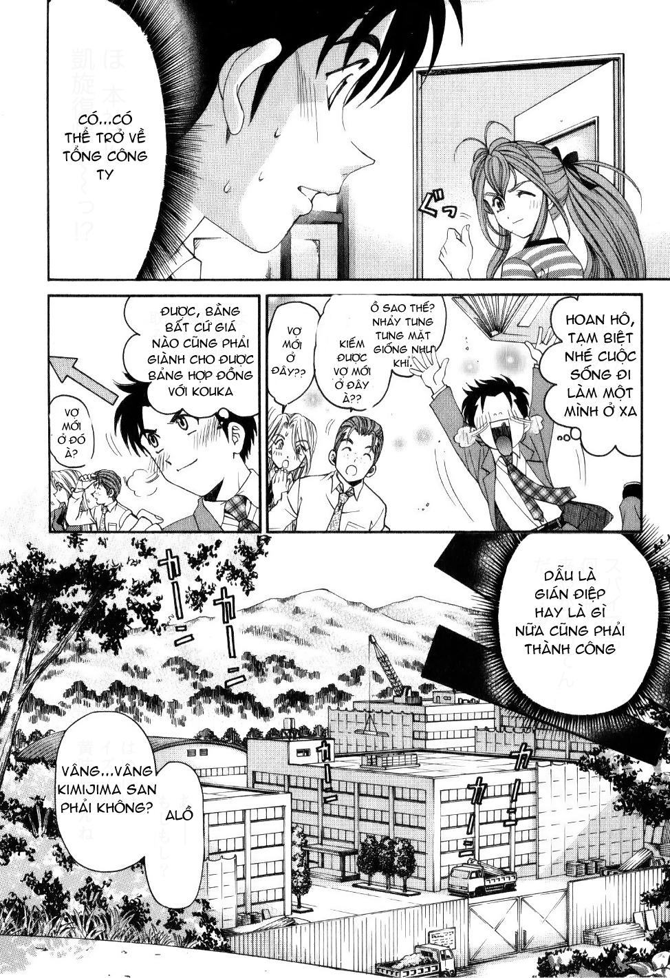 TruyenHay.Com - Ảnh 24 - Virgin Na Kankei R [P2] Chap 9