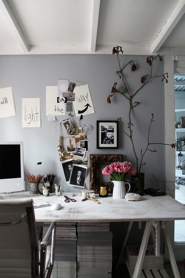 Total blur comfy cool office spaces for Cool office space ideas