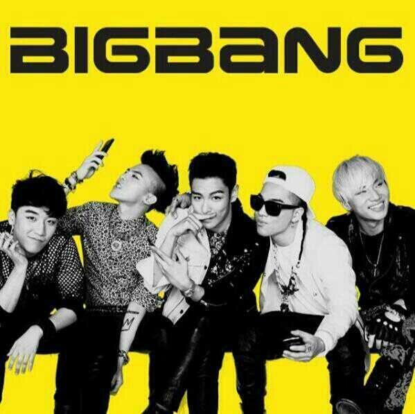 Special Pict Bigbang Kakao Talk :