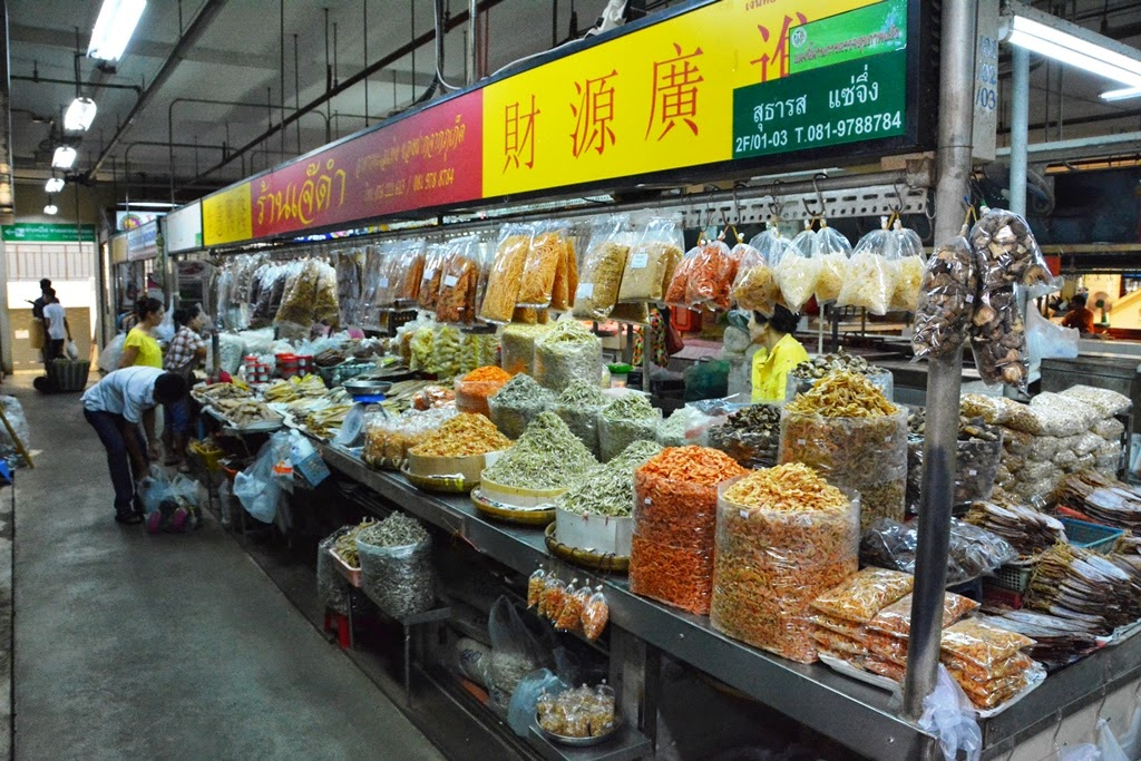 Phuket Town City Market