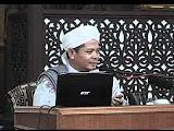 Ustaz Muhammad Farhan Al-Hafiz Berkuliah Maghrib di PUTIB Pada 24/02/11 lalu.
