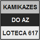 LOTECA 617 - MINIATURA KAMIKAZE