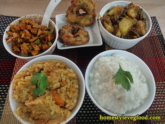 Tamil New year / Vishu Recipes