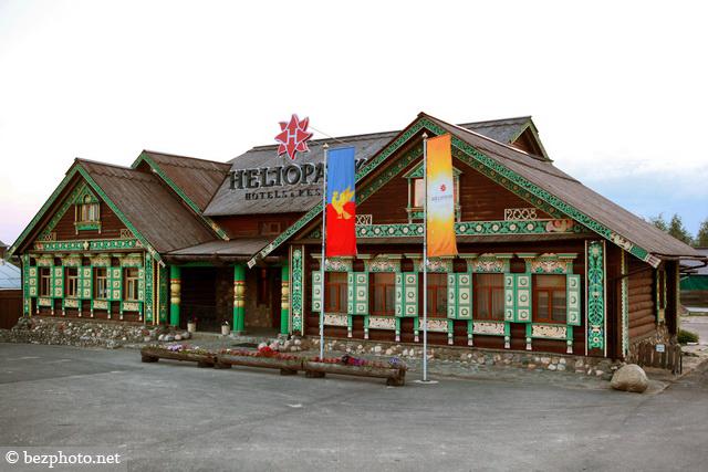 отель heliopark