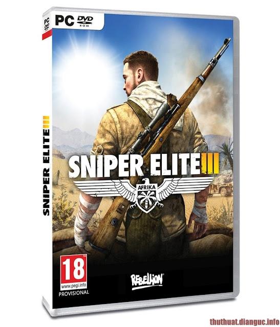 Download Game Sniper Elite 3 - RELOADE Full crack