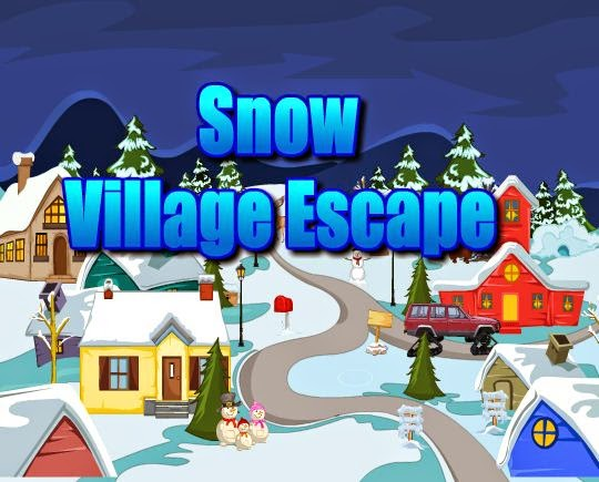EnaGames Snow Village Esc…