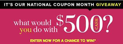Coupons.com - National Coupon Month