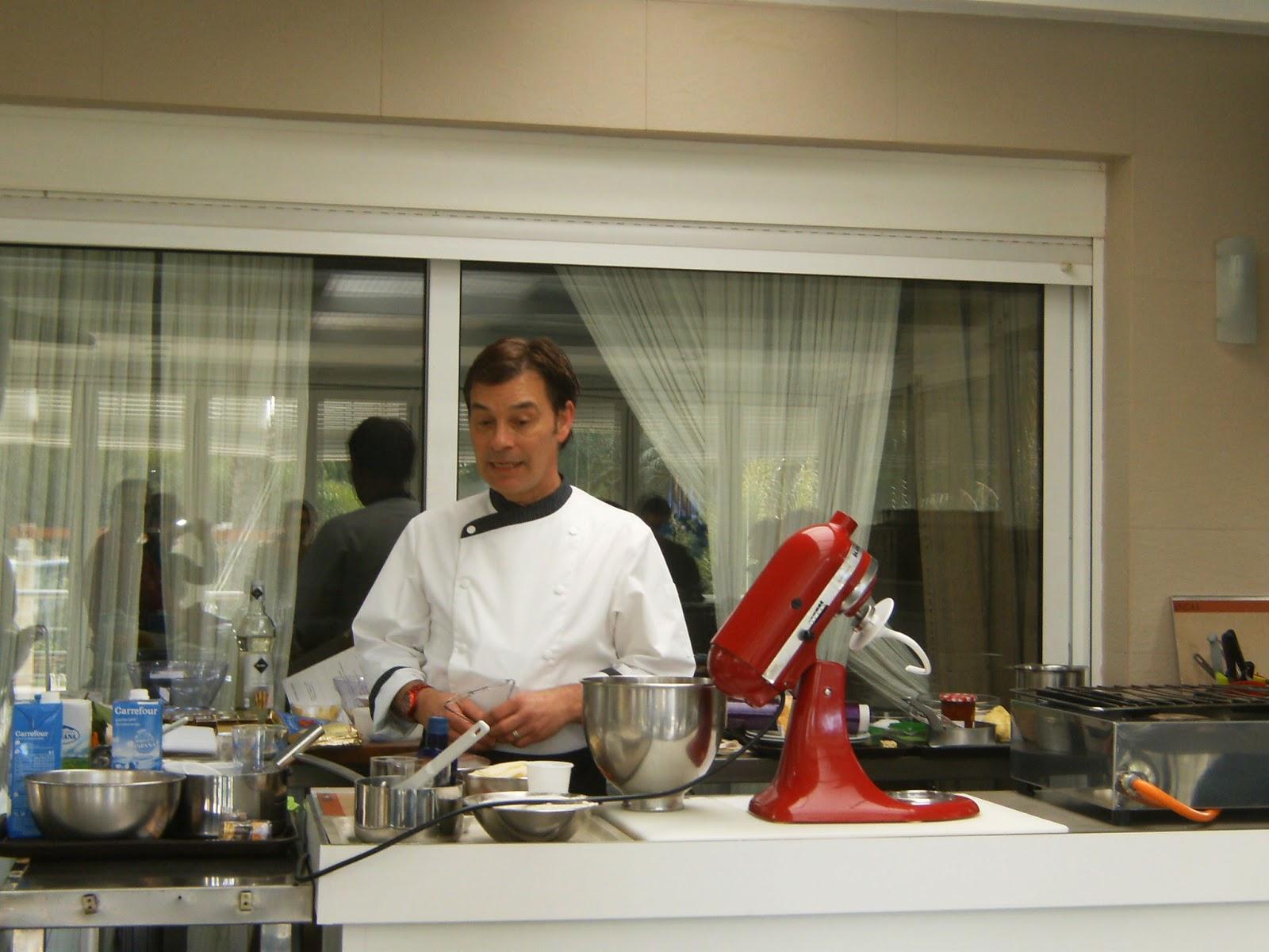 Todos la mesa curso de cocina la font taller de - Curso de cocina francesa ...