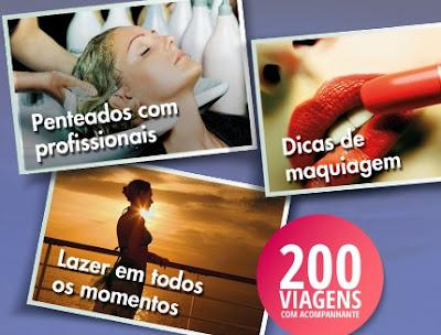 """PROMOÇÃO """"NAVIO DA BELEZA AVON"""" 2012"""