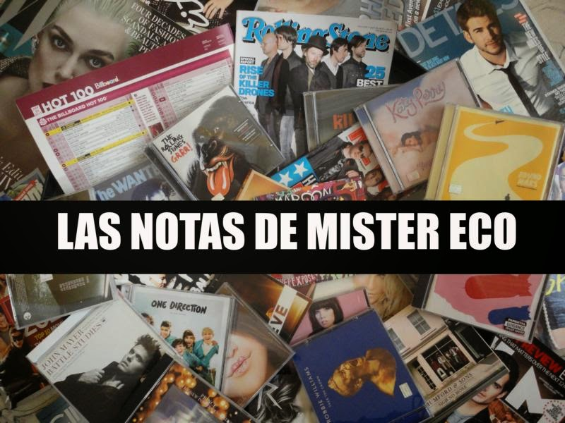 SIGUE VISITANDO LAS NOTAS DE MISTER ECO