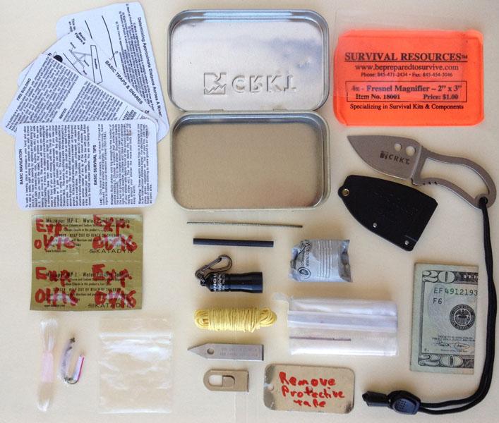 teotwawki blog pocket survival kit entry 16