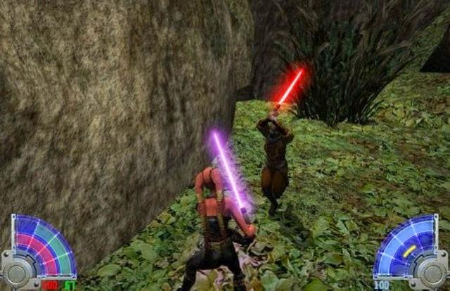 Star Wars Jedi Knight Jedi Academy PC Games