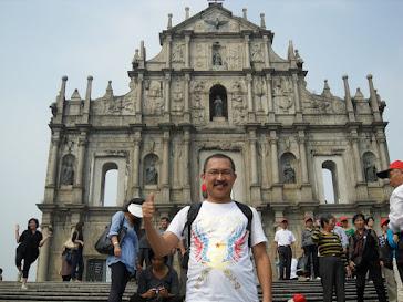 Ruins of St. Paul Church, Macau
