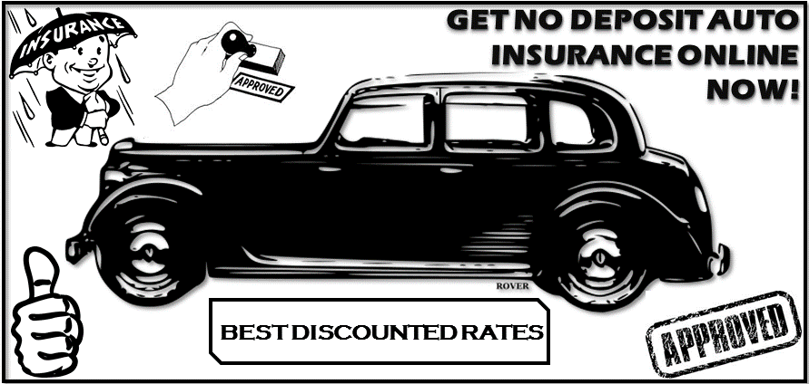 No Deposit Car Insurance Providers