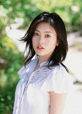 Schöne japanische Mädchen: Japanese Girl Masuki Ako