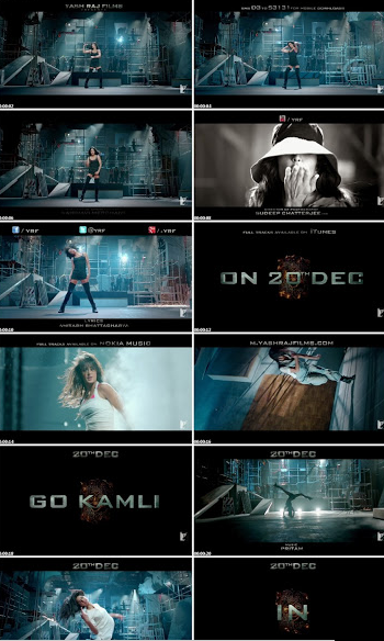 Kamli Teaser (Dhoom 3) 3gp, Mp4, PC HD | Video Song Download