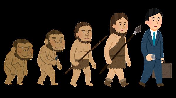 人類はこのまま進化したらどうなるか? 10パター …