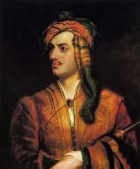 Te vi llorar - Lord Byron