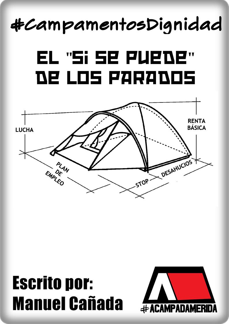 #CampamentosDignidad