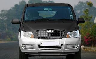 Mahindra New Car 2011-4