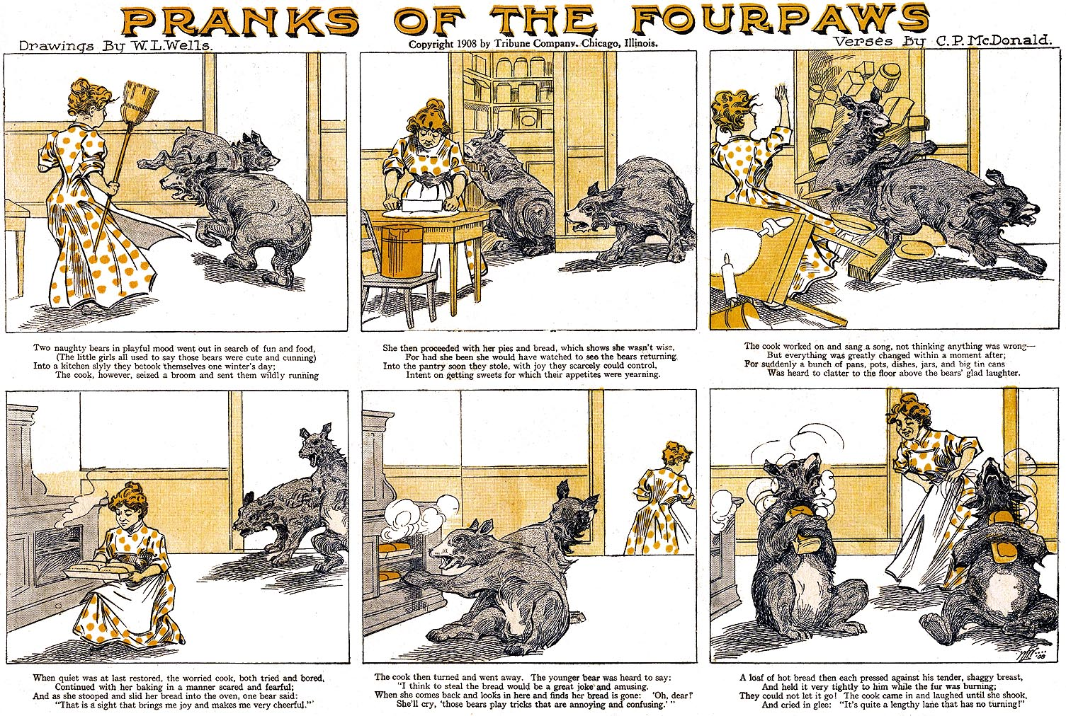 Stripper\'s Guide: Obscurity of the Day: Pranks of the Fourpaws