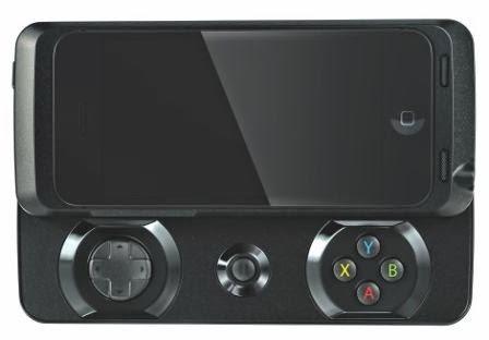 Razer Junglecat game kontroler untuk iPhone 5, 5S dan 5C