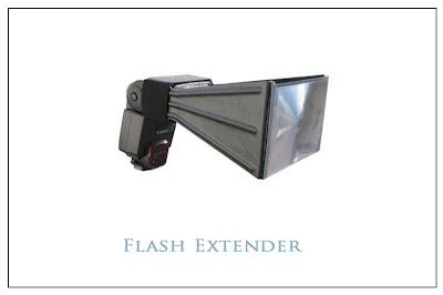 Flash Extenders