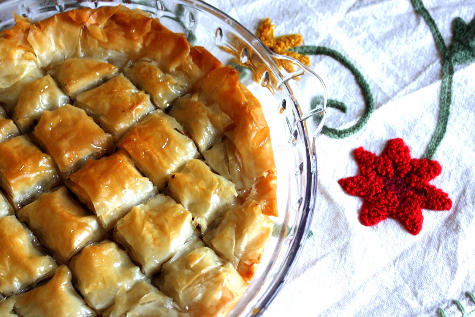 The Doctor's Kitchen: Easy Baklava
