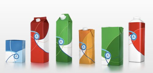 tetra pak containers and glass producers