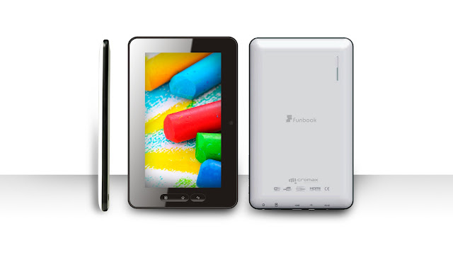 review micromax funbook