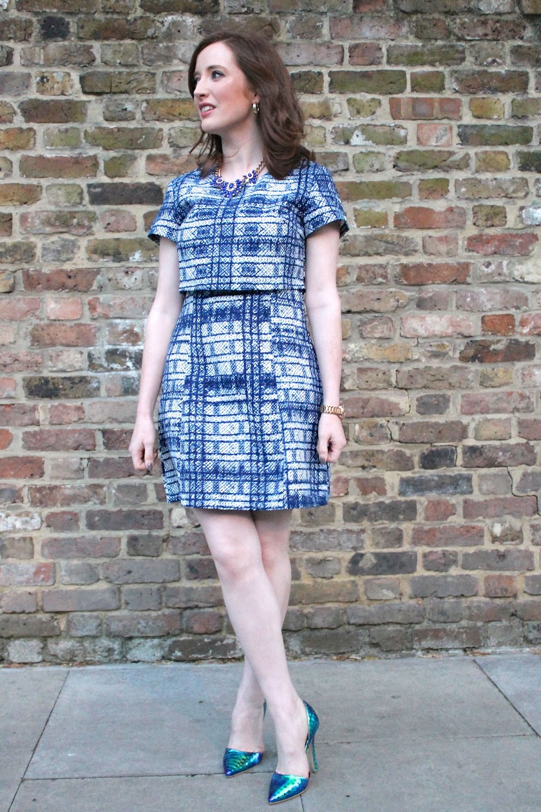 dress fashion blogger london