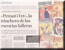 100 anys de la Revista Pensat i Fet, 100 anys del Natalici de J. Segrelles