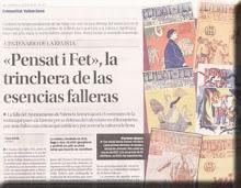 100 anys de la Revista Pensat i Fet, 100 anys del Natalici de J. Segrelles