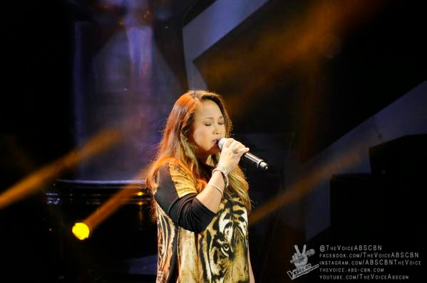 Leah Patricio belts out 'I Will Always Love You' on 'The Voice of the Philippines' Season 2