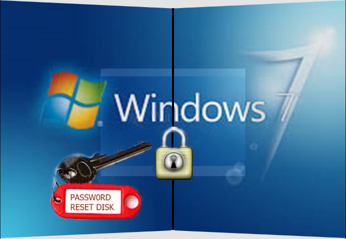 how to make a reset disk for windows 7