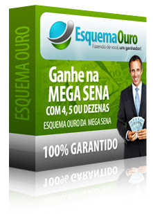 esquema ouro 50 Esquema Ouro Mega Sena