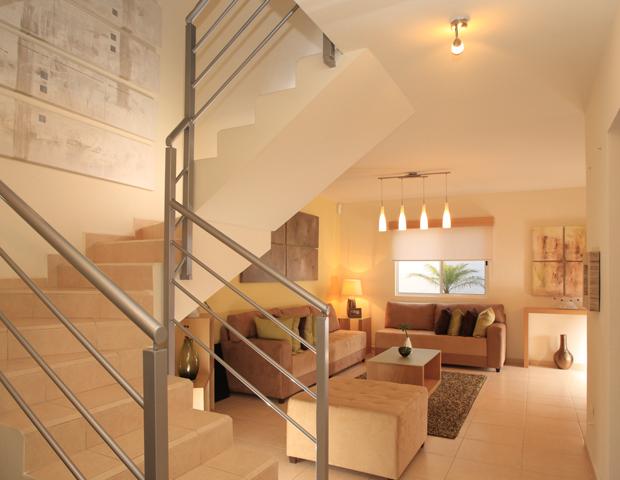 Decoraci n minimalista y contempor nea elegante y for Sala estilo contemporaneo