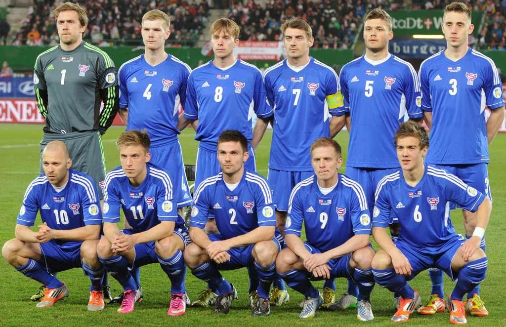 Национален отбор по футбол на Исландия