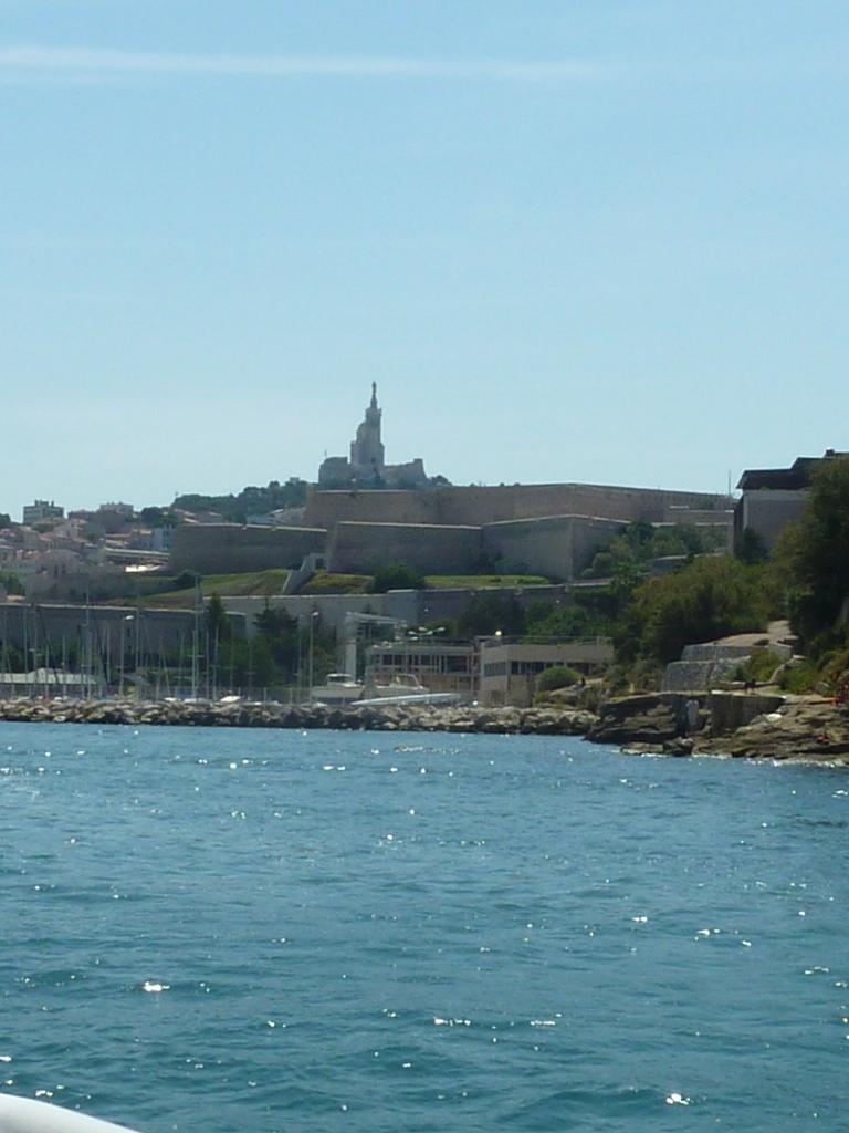 Cousinade 2012 une journ e touristique marseille - Navette vieux port pointe rouge marseille ...