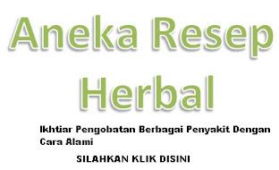 Macam-macam Resep Alami Obat Herbal Untuk Berbagai Jenis Penyakit