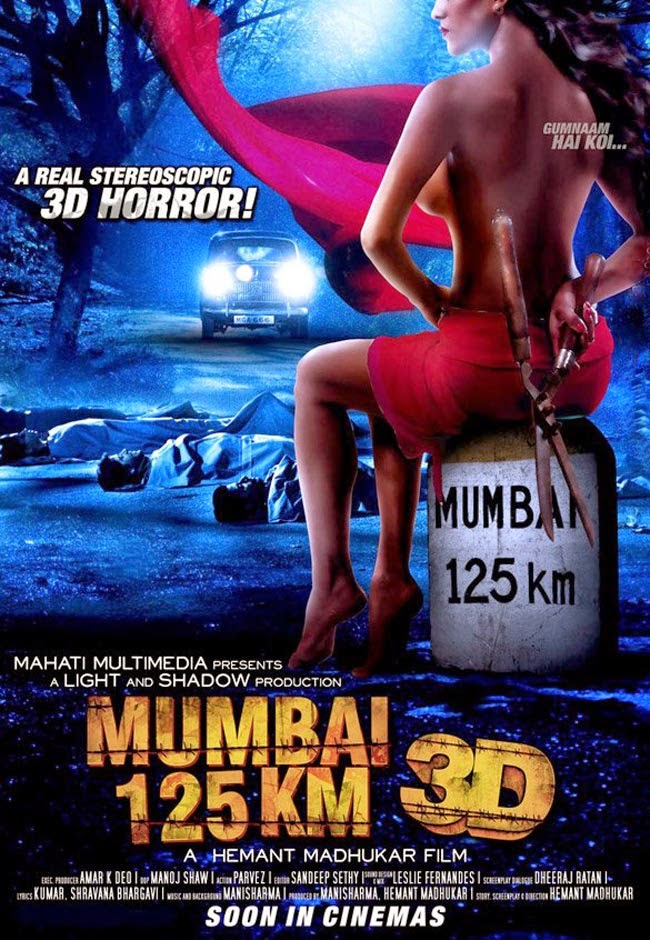 Watch Mumbai 125 KM 3D (2014) Non Retail DVDRip Hindi Full Movie Watch Online Free Download