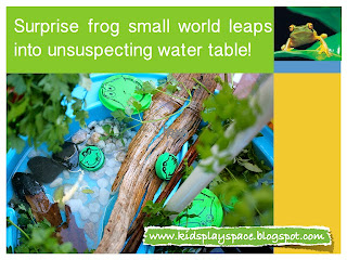 Frog Small World