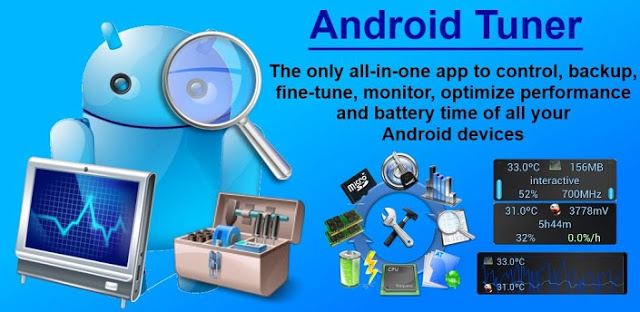 Android Tuner v0.7.0 APK